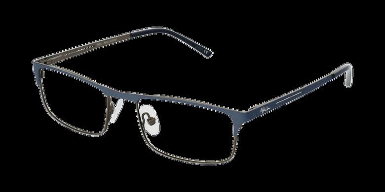 Óculos graduados homem LILOUAN BL (TCHIN-TCHIN +1€) azul/cinzento