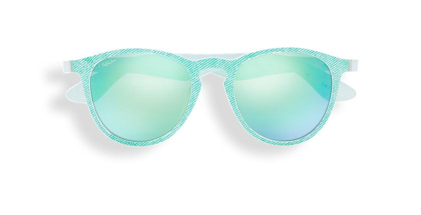 Óculos de sol senhora VARESE POLARIZED verde - Vista de frente