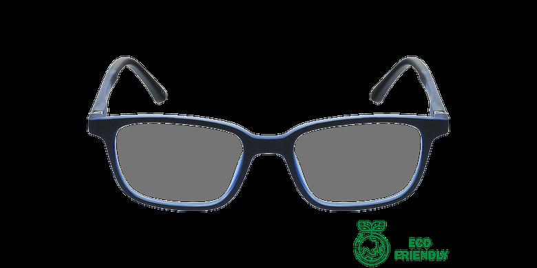Óculos graduados criança MAGIC 76 BK - ECO FRIENDLY preto/vermelho