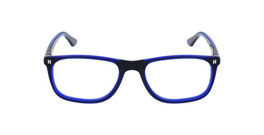 Óculos graduados criança REFORM TEENAGER (J3BL) azul - Vista de frente