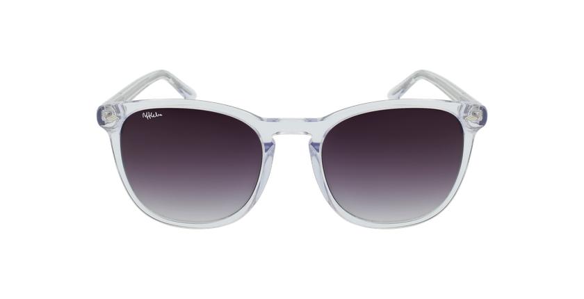 Óculos de sol JACK CR branco - Vista de frente