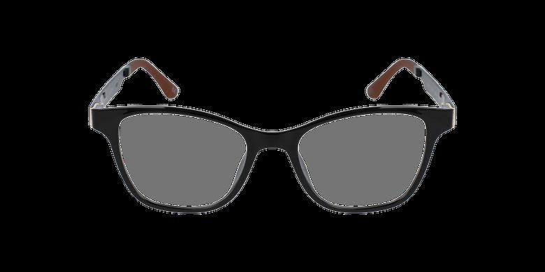 Óculos graduados senhora MAGIC 17 preto/preto brilhante