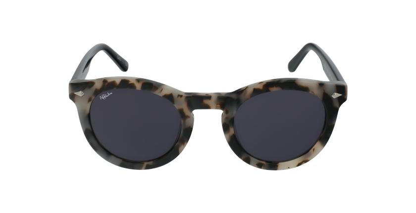 Óculos de sol senhora ANNE TOBK tartaruga /preto - Vista de frente