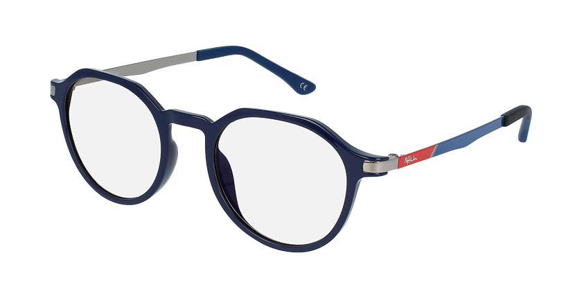Óculos graduados MAGIC 39 BLUEBLOCK - BLOQUEIO LUZ AZUL azul - vue de 3/4