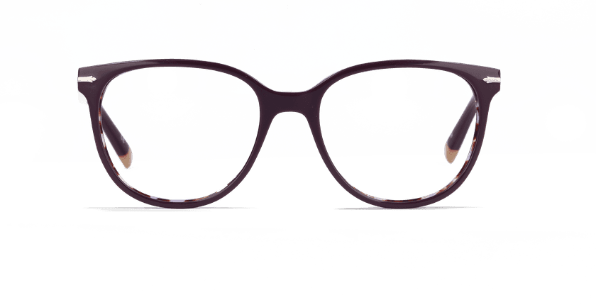 Lunettes de vue femme WINDSOR violet - vue de face