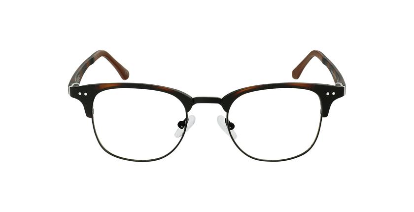 Óculos graduados MAGIC 92 TO ECO FRIENDLY tartaruga/preto - Vista de frente