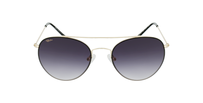 Óculos de sol MARENA BKGD preto - Vista de frente