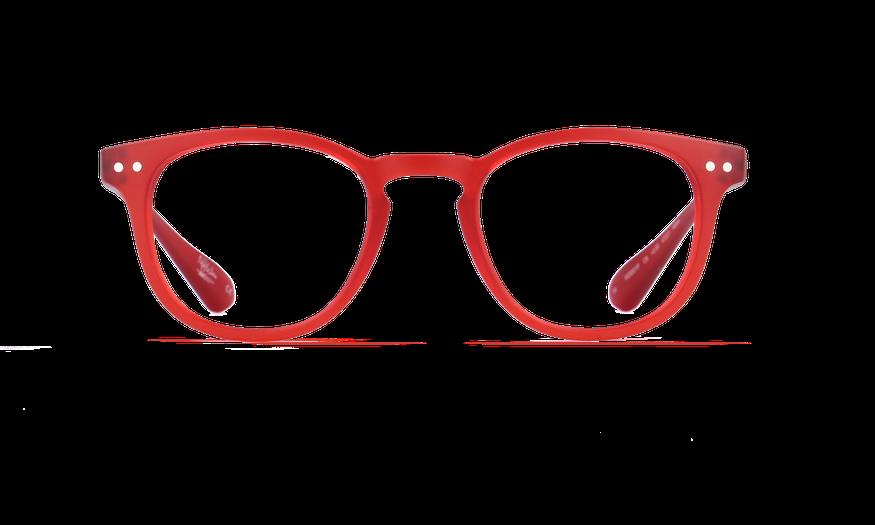 Lunettes de vue BLUE BLOCK rouge