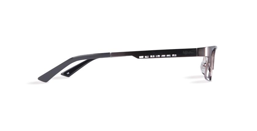 Óculos graduados homem HUGO GU (TCHIN-TCHIN +1€) verde - Vista lateral