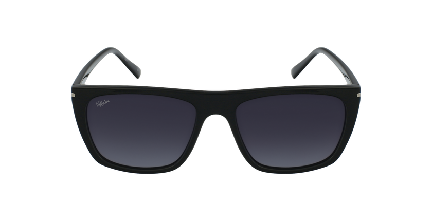 Óculos de sol ARIANY BK preto - Vista de frente