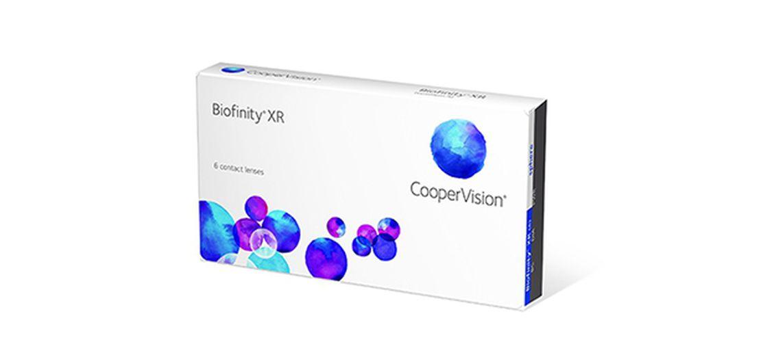 Lentilles de contact Biofinity XR 6L