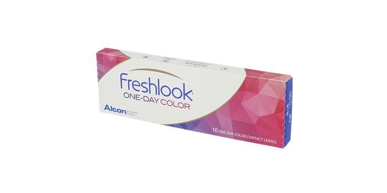 Lentilles de contact FreshLook 1 Day 10L