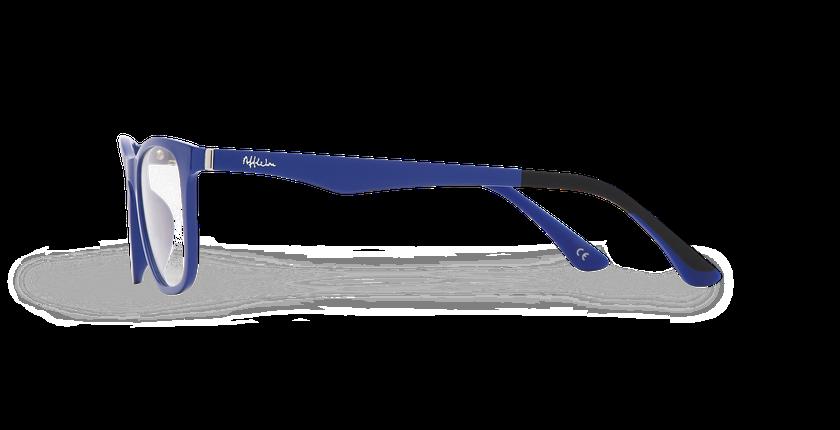 Lunettes de vue enfant MAGIC 30 BLUEBLOCK bleu - Vue de côté