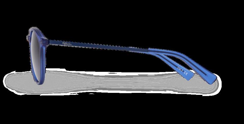 Gafas de sol mujer ALEGRIA azul - vista de lado
