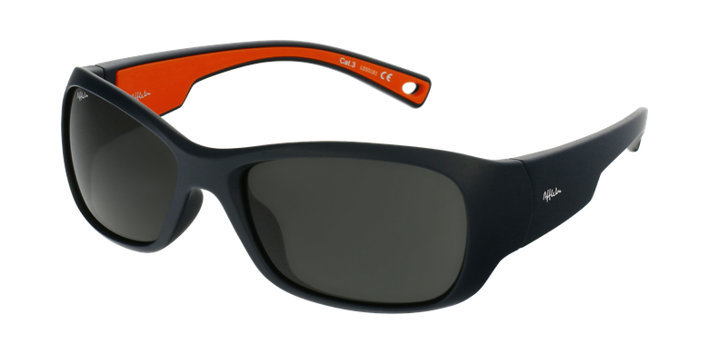 Óculos de sol criança THIAGO POLARIZED BL azul/laranja