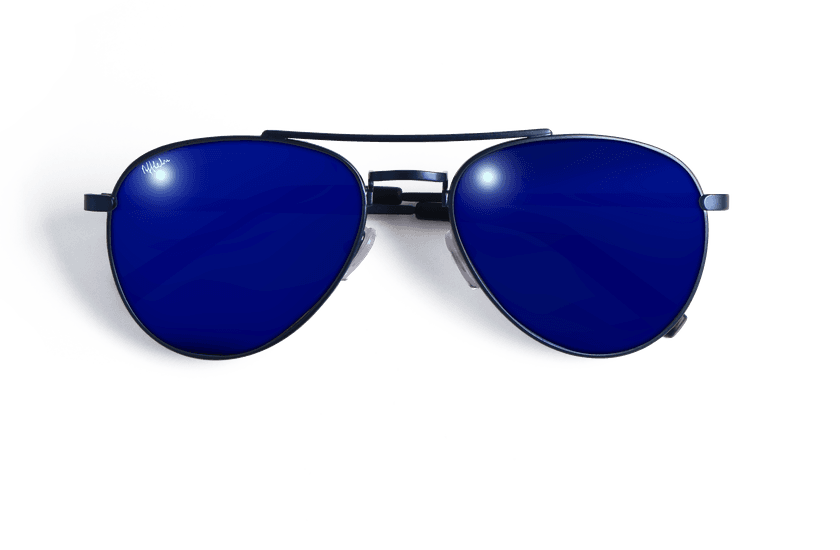 Gafas de sol CHAYO azul - danio.store.product.image_view_face