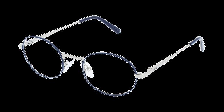 Lunettes de vue NEIL bleu/gris