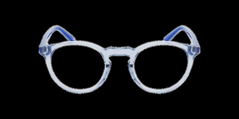 Lunettes de vue femme ELOI bleu