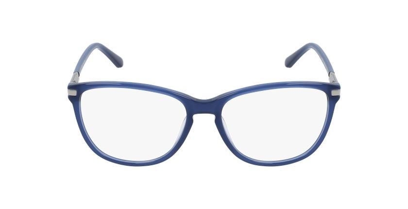 Óculos graduados senhora OAF20520 BL (TCHIN-TCHIN +1€) azul - Vista de frente