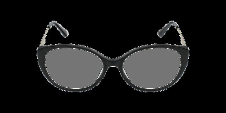 Óculos graduados senhora LIVIA BK (TCHIN-TCHIN +1€) preto