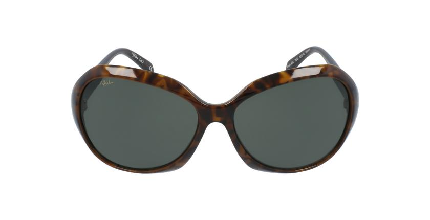 Óculos de sol senhora LARA TO tartaruga  - Vista de frente