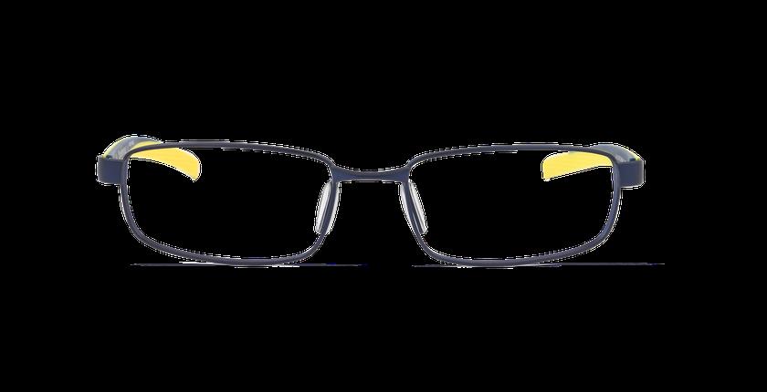 Gafas graduadas hombre BORIS azul - vista de frente