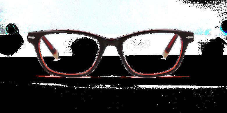 Gafas oftálmicas mujer BELGRAVIA rojo/rojo