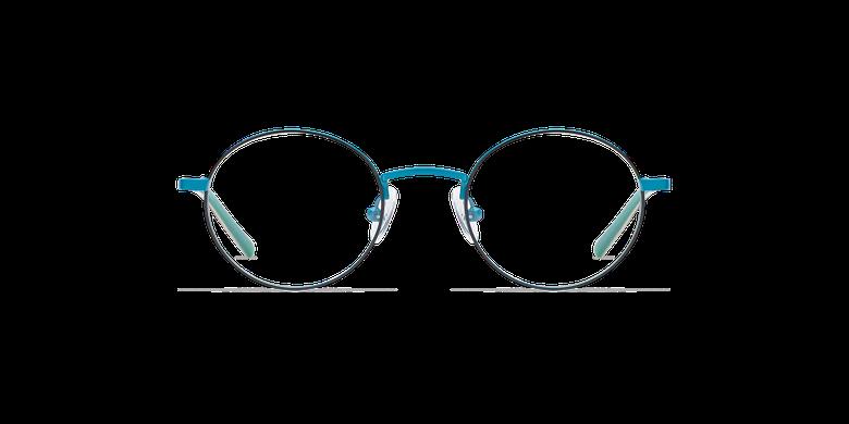 Óculos graduados criança LOIS BL azul/preto