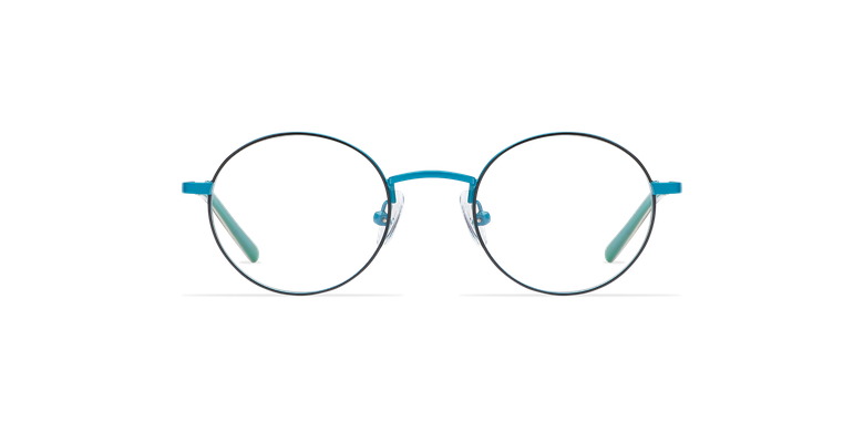 Óculos graduados criança LOIS BL  (Tchin-Tchin +1€) azul/preto