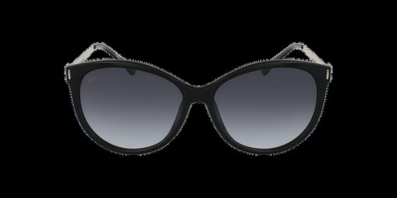 Óculos de sol senhora ZAFRA BK preto/dourado