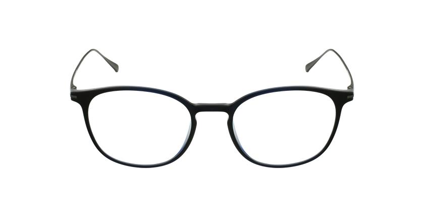 Lunettes de vue MAGIC 66 bleu/argenté - Vue de face