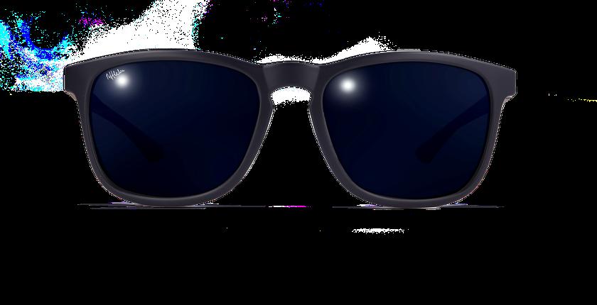 Lunettes de soleil homme JERRY POLARIZED bleu - Vue de face