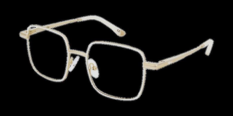Óculos graduados senhora MAGIC 94 WH branco/dourado