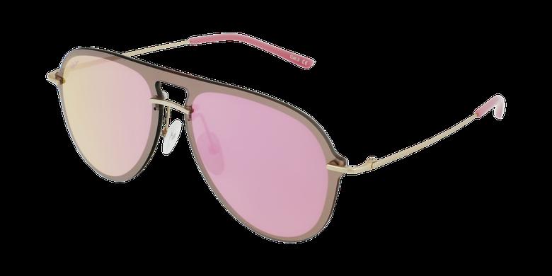 Óculos de sol WAIMEA GD dourado/rosa