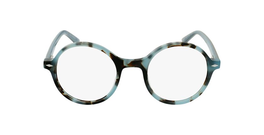 Óculos graduados CAMELIA TO02 (TCHIN-TCHIN +1€) tartaruga /azul - Vista de frente