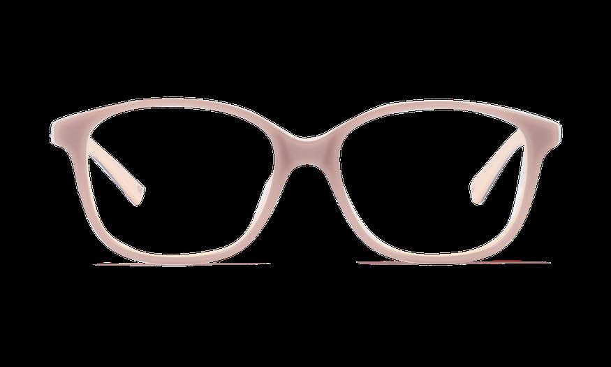 Lunettes de vue femme AMBRE marron
