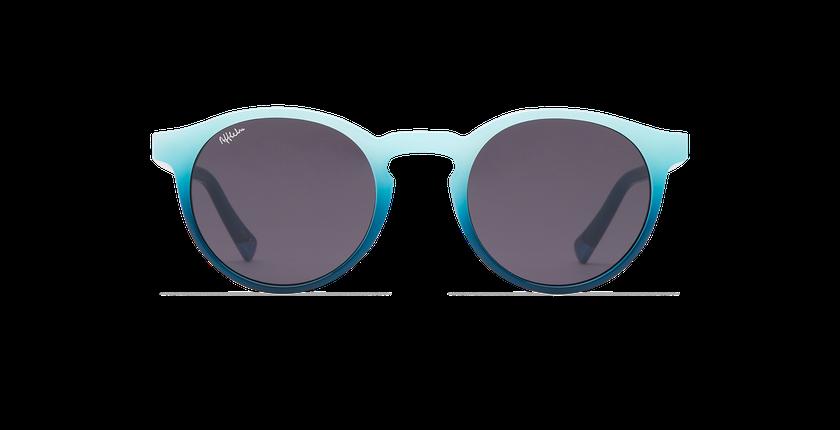 Gafas de sol mujer CARMEN azul - vista de frente