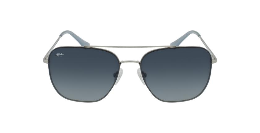 Óculos de sol homem VINAROZ SL prateado - Vista de frente