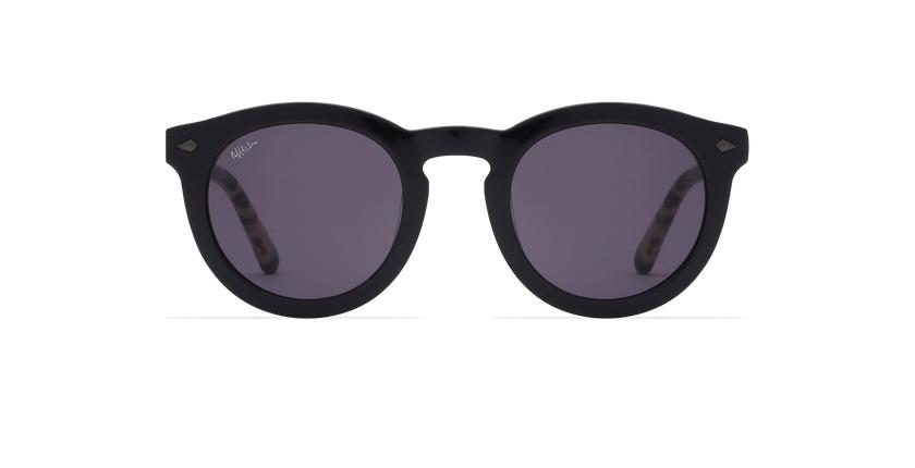 Óculos de sol senhora ANNE BK preto/tartaruga  - Vista de frente