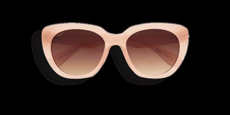Óculos de sol senhora CHALINA (Tchin-Tchin +1€) rosa/laranja
