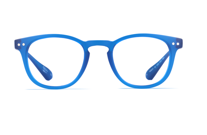 Gafas graduadas BLUE BLOCK UNISEX azul - danio.store.product.image_view_face