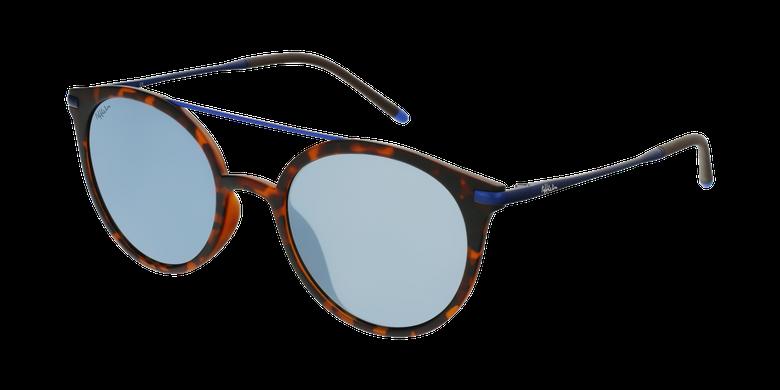 Óculos de sol SAKY POLARIZED TOBL tartaruga/azul