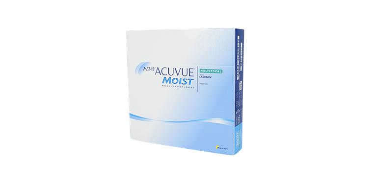 Lentilles de contact 1 Day Acuvue® Moist® Multifocal 90L