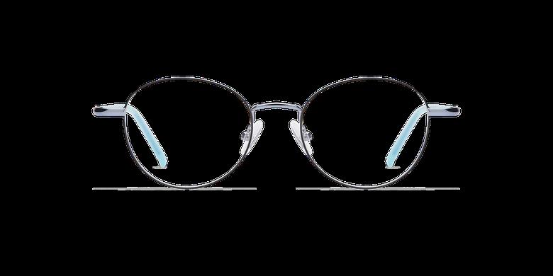 Lunettes de vue femme NELIA noir/bleu