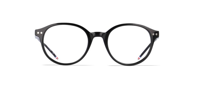 Lunettes de vue homme LIMBA noir - Vue de face