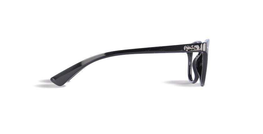 Óculos graduados criança BLUEBLOCK CRIANÇA preto - Vista lateral