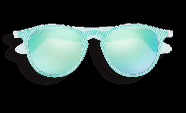 Lunettes de soleil femme VARESE vert - danio.store.product.image_view_face