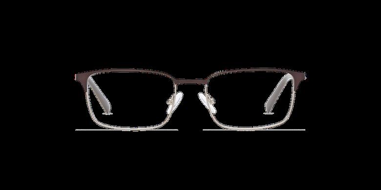Óculos graduados homem ALPHONSE (Tchin-Tchin +1€) castanho/azul