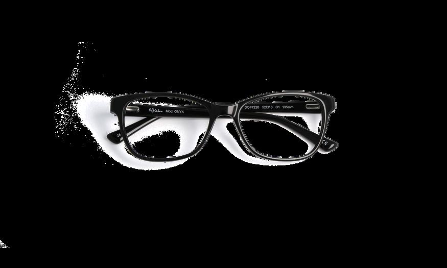 Lunettes de vue femme ONYX noir