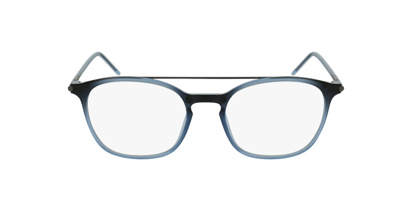 Óculos graduados homem MAGIC 71 BL azul - Vista de frente